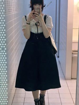 かすけの「Miho Matsuda」をテーマにしたファッションです。(2017/08/08)
