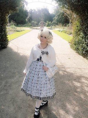 Miso Saltyの「meta」をテーマにしたファッションです。(2017/08/13)