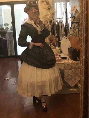 帽子:成都lolita实体店@宝石的后花园 里手作娘...