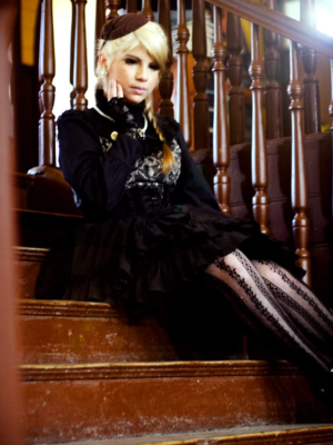 My outfit Classic lolita f...