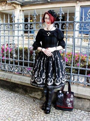 Annah Helの「Brazilian Lolita」をテーマにしたファッションです。(2017/08/17)