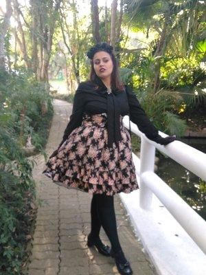 Roberta Brandãoの「Classical Lolita」をテーマにしたファッションです。(2017/08/17)