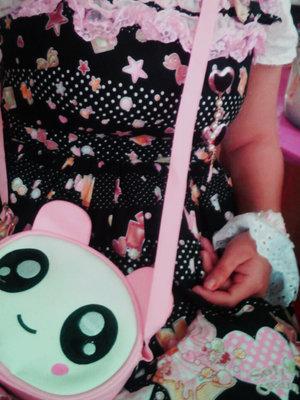 Sweet Lolita JSK details
