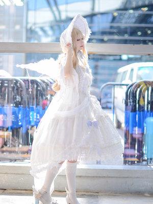 泪个喵の「Lolita」をテーマにしたファッションです。(2017/08/21)