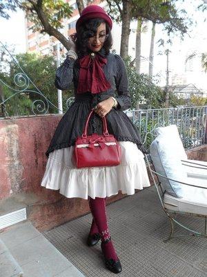 是Erika_Lefay以「Classical Lolita」为主题投稿的照片(2017/08/23)
