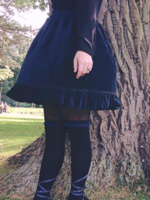 是Anna Maria以「Gothic Lolita」为主题投稿的照片(2017/08/24)