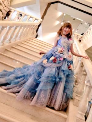 さぶれーぬの「ロックハート城」をテーマにしたファッションです。(2017/08/27)
