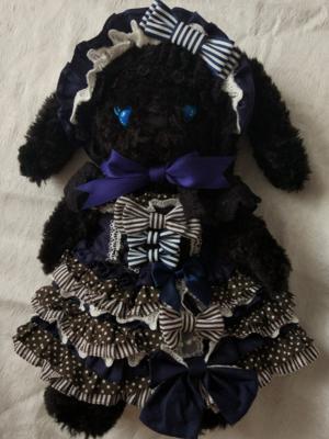 布子の「BABY」をテーマにしたファッションです。(2017/08/30)
