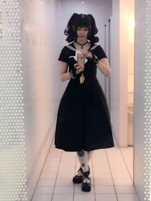 かすけの「To Alice」をテーマにしたファッションです。(2017/08/31)