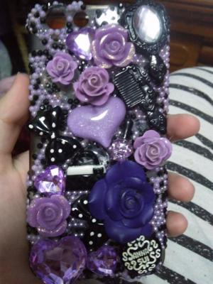 My smartphone case 💗👏