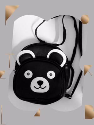 Dark Teddy Bear