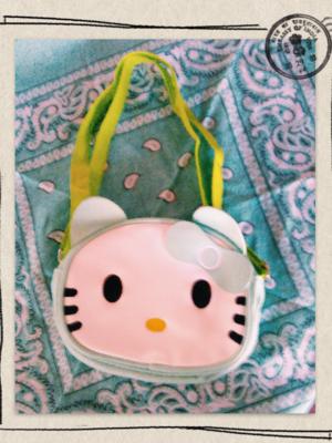 Mint Hello Kitty Bag