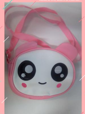 Big Eyes Pink Bag