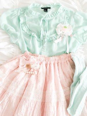 Stellardollyの「Angelic pretty」をテーマにしたファッションです。(2016/07/28)