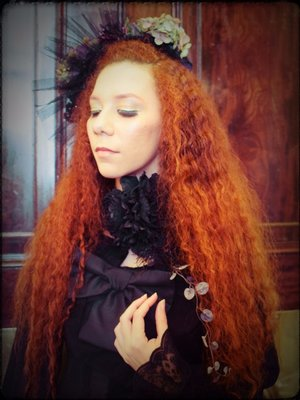 Katrikkiの「Juliette et Justine」をテーマにしたファッションです。(2017/09/22)