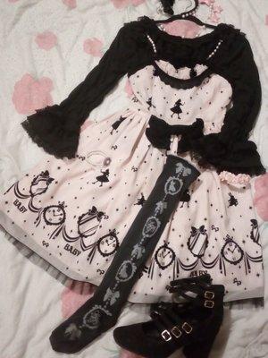 Black x pink ❤🌹