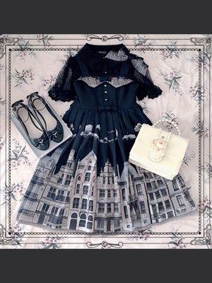 Hitomiの「Classic Lolita」をテーマにしたファッションです。(2017/09/27)