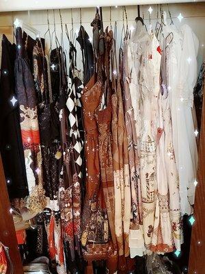 The whole wardrobe 💕