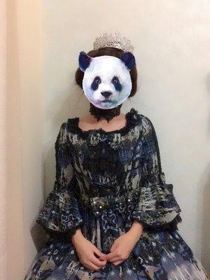 🎀AP吊灯烛台dress (ฅ>ω<*ฅ)最外层布料...