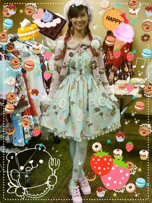 TheRabbitPrincess's 「Angelic pretty」themed photo (2016/08/02)
