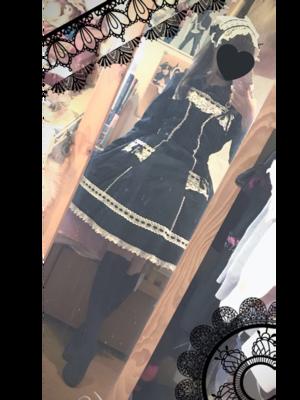 さぶれーぬの「BABY THE STARS SHINE BRIGHT」をテーマにしたファッションです。(2017/09/30)