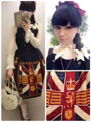 本日の装い。名古屋でライブでした!✨  Today'...
