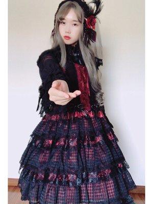 去年底去日本旅行时在新宿anp店头买的第一条小裙子s...