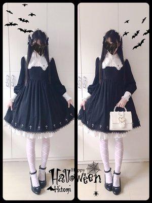 Hitomiの「halloween-coordinate-contest-2017」をテーマにしたファッションです。(2017/10/06)