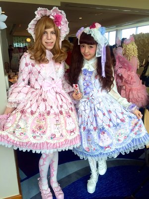 是isabellaichi以「Angelic pretty」为主题投稿的照片(2016/08/07)
