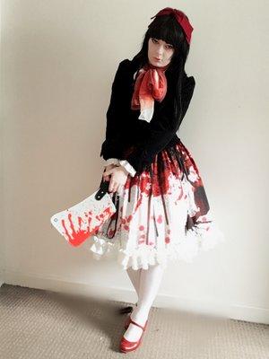 """""""Tomie"""" Theme Lolita."""