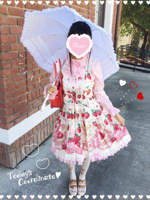Kuroeko's 「Angelic pretty」themed photo (2016/08/08)