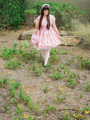 HimeKitsuの「Sweet lolita」をテーマにしたファッションです。(2016/08/08)