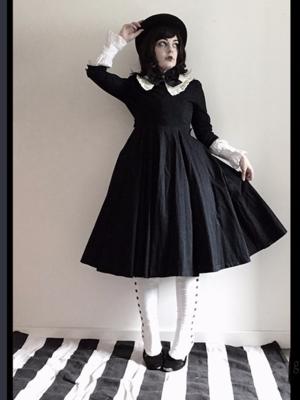 Gravelvetの「halloween-coordinate-contest-2017」をテーマにしたファッションです。(2017/10/12)