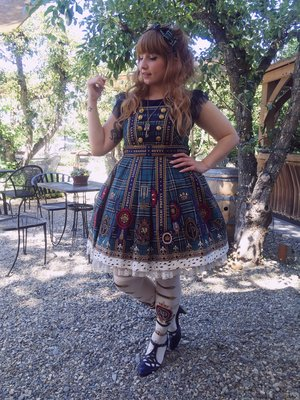 An outfit I wore for wine ...