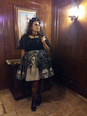 Roberta Brandãoの「halloween-coordinate-contest-2017」をテーマにしたファッションです。(2017/10/16)