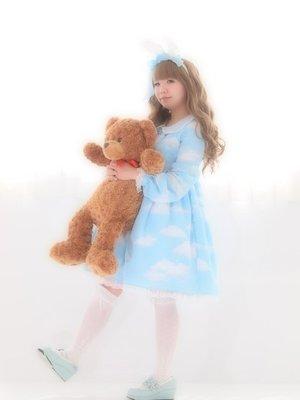 yuzukiの「Angelic pretty」をテーマにしたファッションです。(2016/08/11)