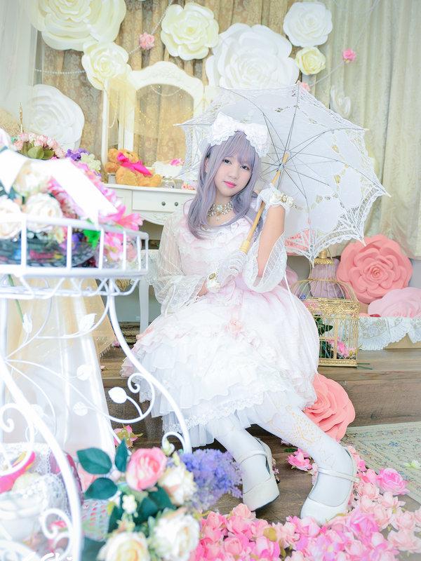人生中第一件花嫁,謝謝把我拍得這麼美的攝影師!  假...