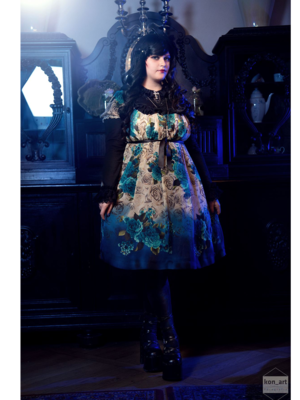 My coord for a teaparty ev...
