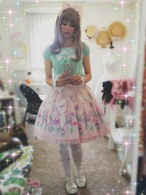 是Rikki Rachel以「Angelic pretty」为主题投稿的照片(2016/08/16)