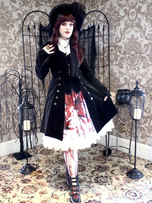 This is a coord I wore ear...