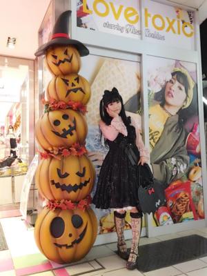 Happy Halloween(・ω< )★